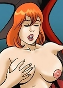 True Gothic sex pleasures from Dungeons and Dragons