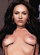 Megan Fox banging