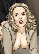 Hardcore Hollywood artworks