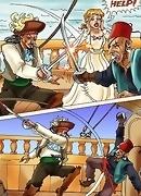 Horny Jack Sparrow