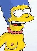 The Simpsons love sex