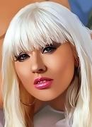 Pleasuring Lady Gaga